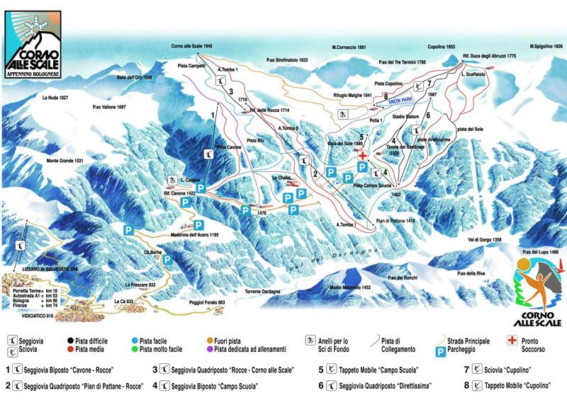 Vidiciatico Agenzia Immobiliare Belvedere vacanze investimenti piccoli appartamenti residence verde holydays italy appennino neve Corno alle Scale ski
